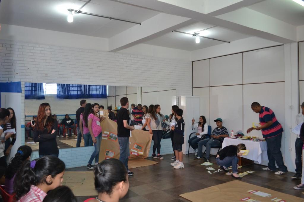 Centro POD JUVENTUDE – Lomba do Pinheiro